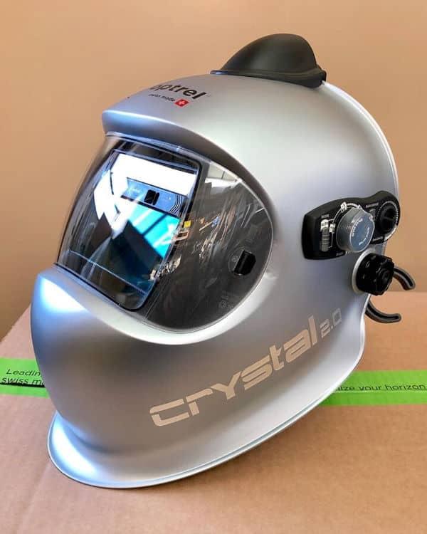 Optrel Crystal 2.0 Welding Helmet